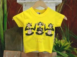 T-Shirt 3 Weisen